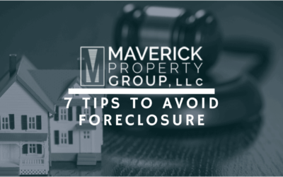 7 Tips to Avoid Foreclosure
