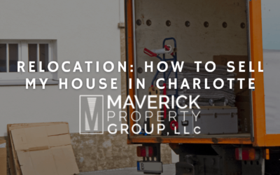 Relocation: How To Sell My House In Charlotte