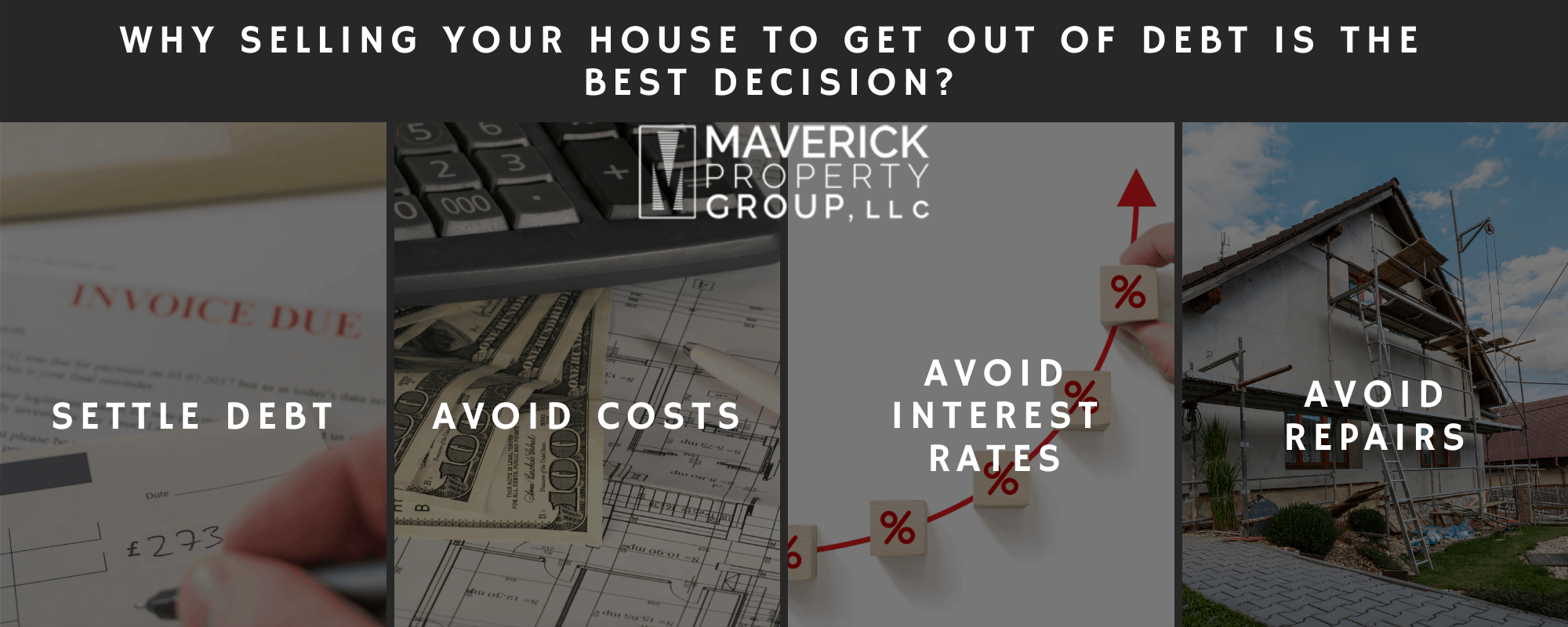 Selling Your House To Get Out Of Debt