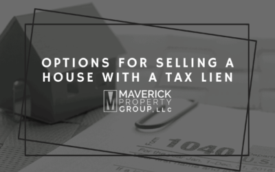 What Are My Options For Selling A House With A Tax Lien In Charlotte, NC?