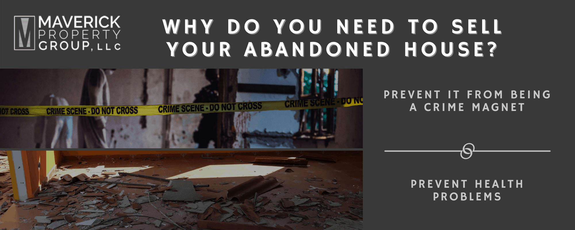 Why Do You Need To Sell Your Abandoned House