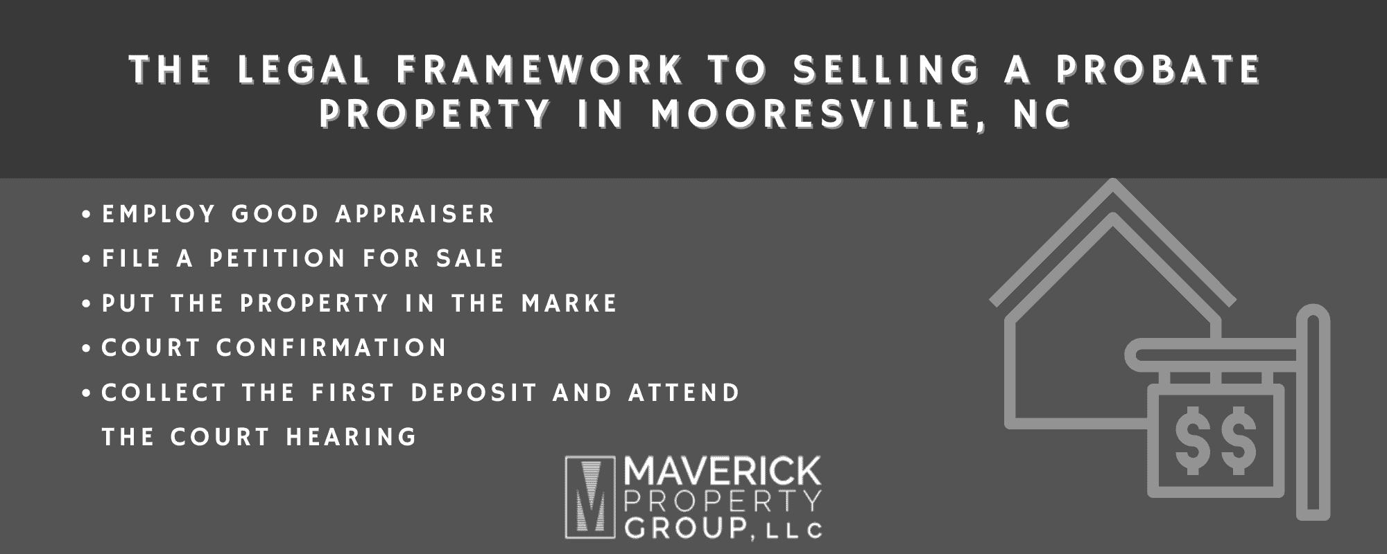 The Legal Framework to Selling A Probate Property in Mooresville, NC