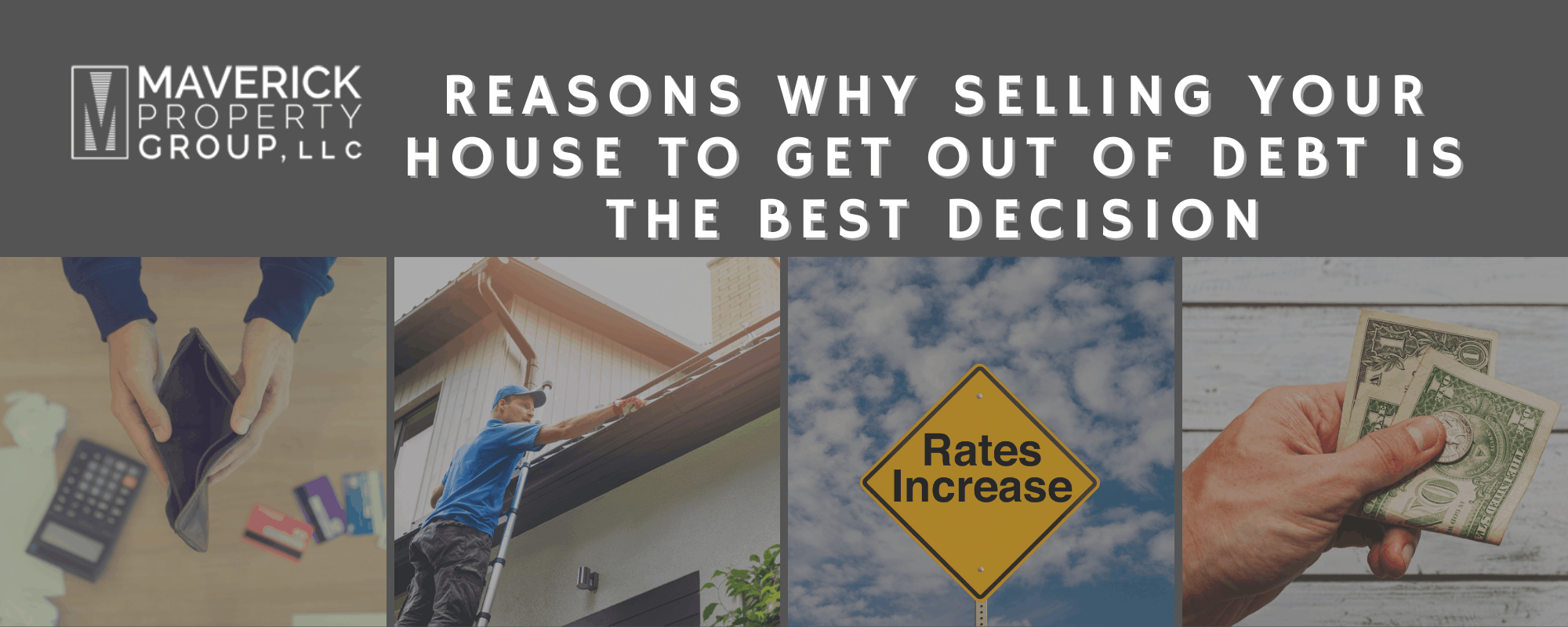 Why Selling Your House to Get Out of Debt Is the Best Decision
