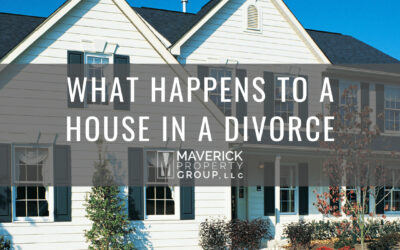 What Happens to a House in a Divorce?